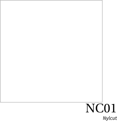 Nylcut NC01 White