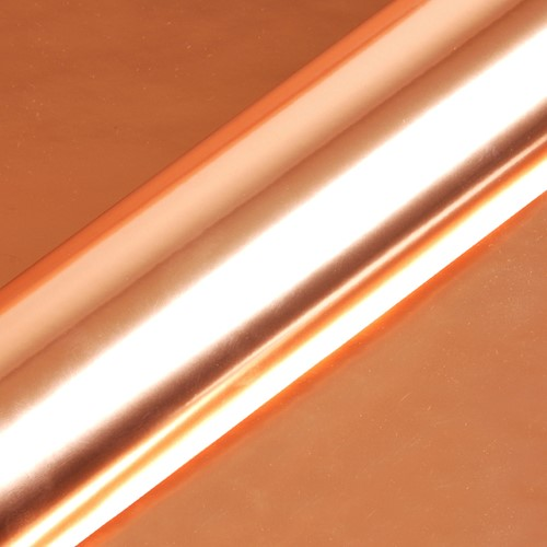 Hexis Polyester P6872 Rose Gold 1230mm