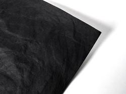 Silhouette Faux Leather Paper 30,4cm x 149,8cm Black
