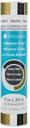 Silhouette Vinyl Sampler Pack  22,9cm x 60cm Carbon fiber