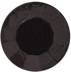 Silhouette Rhinestone Black 16SS