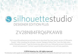 Scratch Card for Silhouette Studio® Designer Edition PLUS