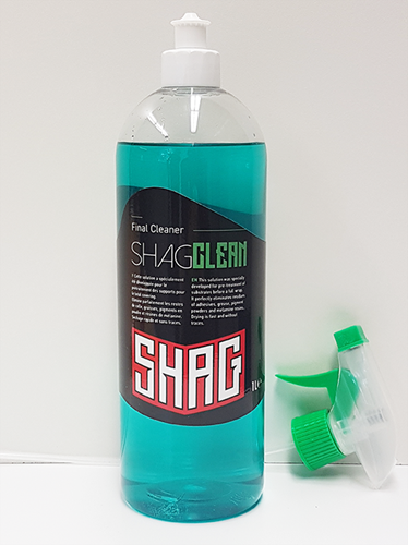 SHAG cleaner, 1 Liter in verstuiver