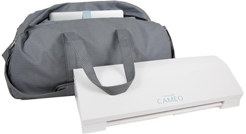 Silhouette Tote bag voor CAMEO 3  - Grey