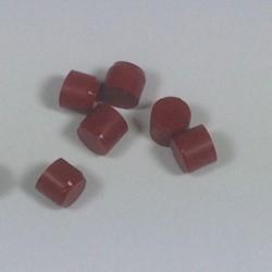 Versicolor - rubber afsluitdopje voor de cassettes