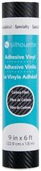 Silhouette Vinyl Permanent 22,9cm x 1,8m Carbon Black
